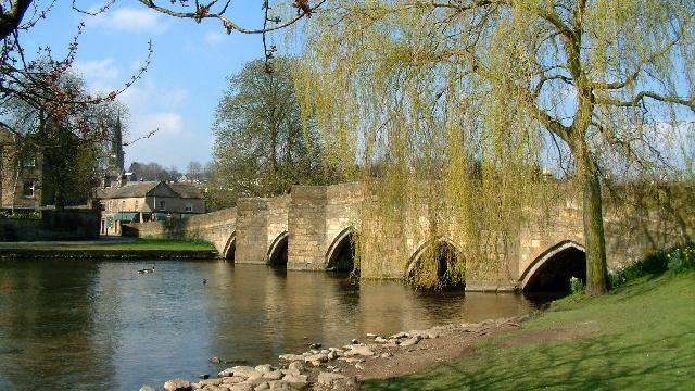 El puente de Bakewell