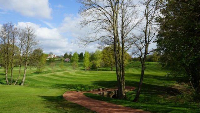 El campo de golf de Chesterfield