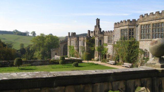 Haddon Hall and Gardens